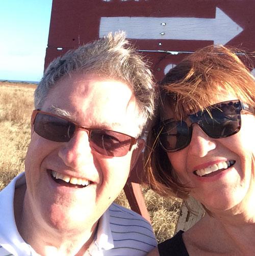 Linda & Richard Rogers